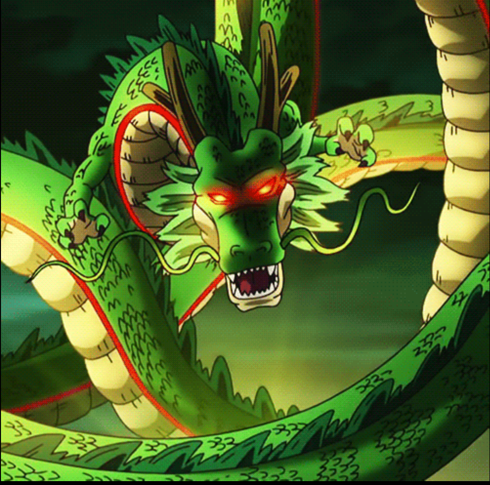 DBZ Dokkan Battle Shenron