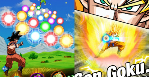Dragon ball z dokkan battle | screen battle