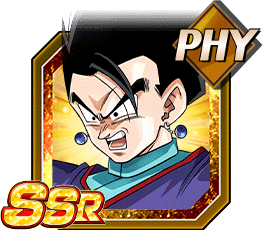 The sign of Ultimate Evolution Gohan (Teen)