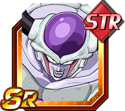 The nightmare transform Frieza (2nd Form)