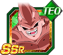 Savage Battle Instinct Buu (Super)