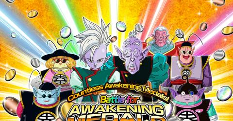 Battle for awakening medals