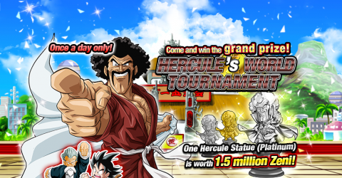 Hercule's world tournament