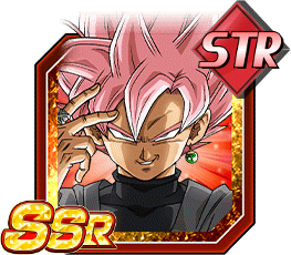 Beautiful Domination Goku Black ( Super Saiyan Rose)