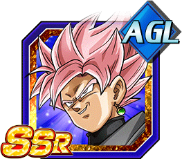 Exalted Ideals Goku Black ( Super Saiyan Rose)