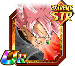 Furious Punishment Goku Black ( Super Saiyan Rose)