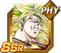 Fearsome Rampage Super Saiyan Broly
