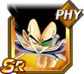 Cocky Counter Raditz