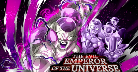 The evil emperor of the universe