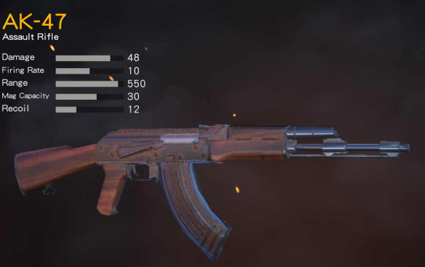 Ak-47 without compensator