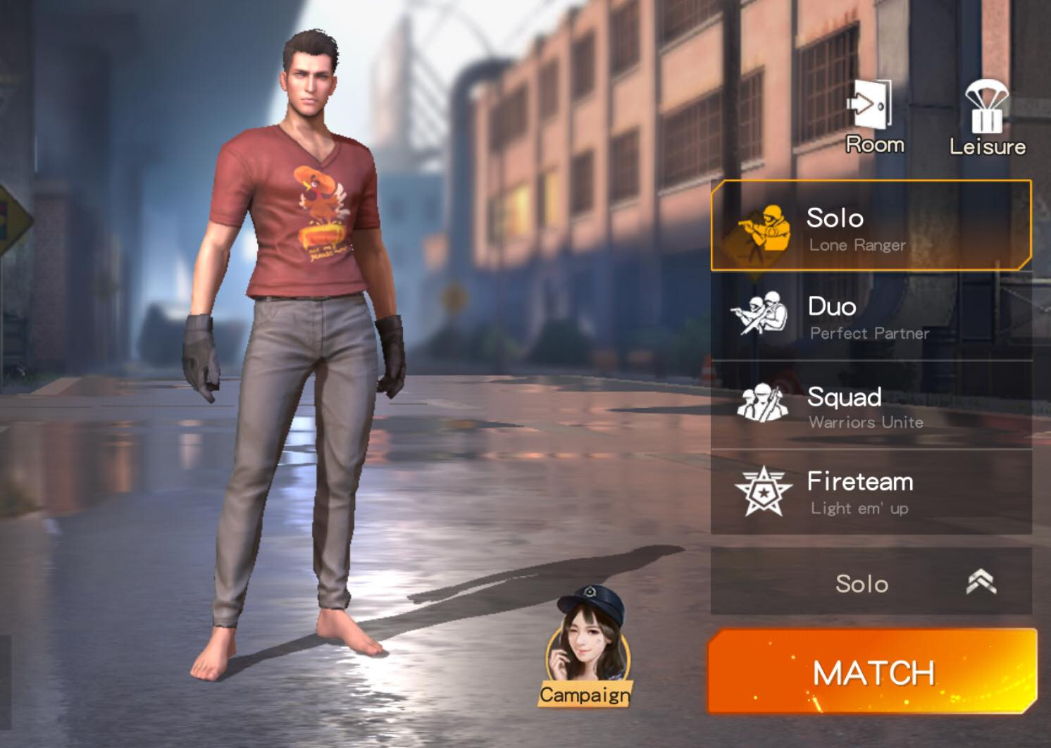 Knives Out Solo