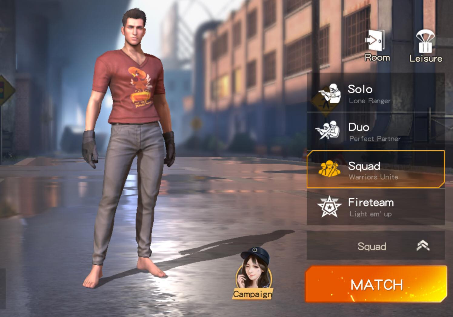 Knives Out Squad