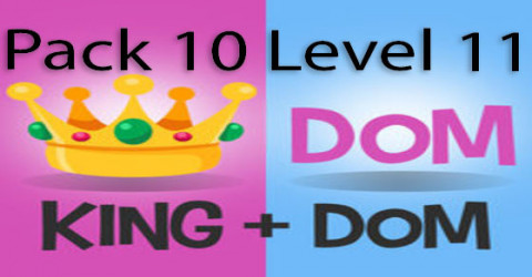Pack 10 level 11