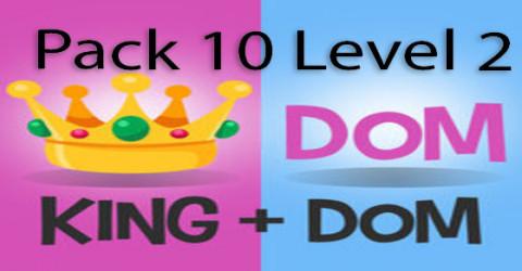 Pack 10 level 2