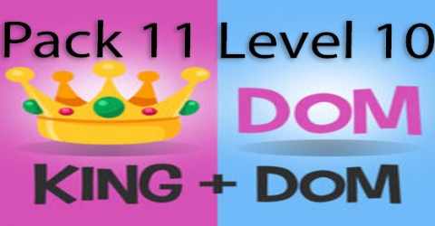 Pack 11 level 10