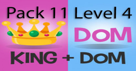 Pack 11 level 4