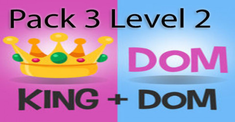 Pack 3 level 2