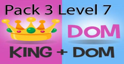 Pack 3 level 7