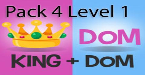 Pack 4 level 1