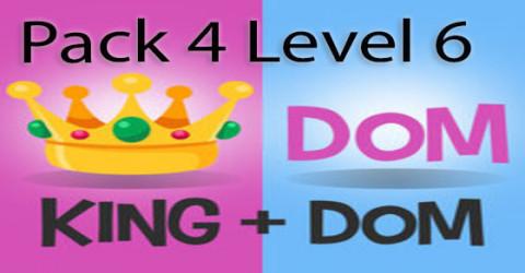 Pack 4 level 6