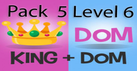 Pack 5 level 6