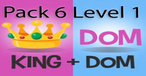 Pack 6 level 1
