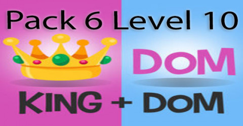 Pack 6 level 10
