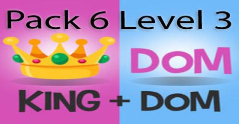 Pack 6 level 3