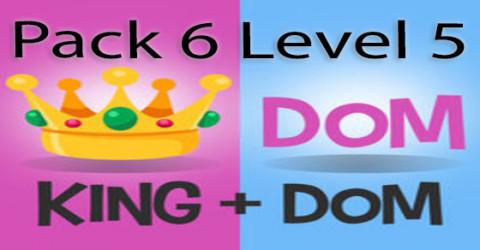 Pack 6 level 5