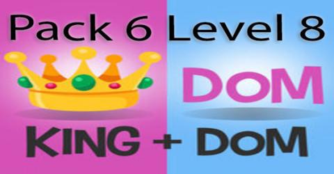 Pack 6 level 8