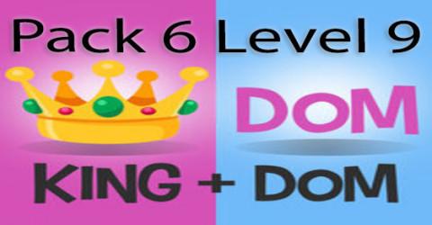 Pack 6 level 9