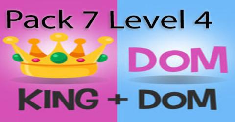 Pack 7 level 4