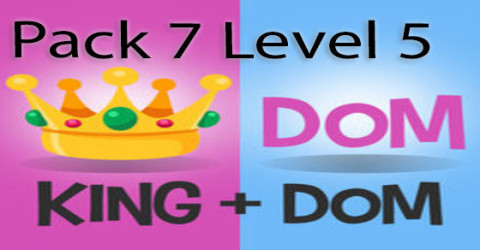 Pack 7 level 5