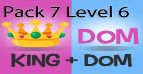 Pack 7 level 6