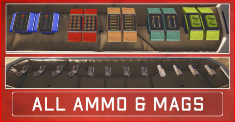 Apex Legends Mobile Ammo and Extended Mags