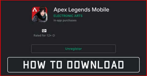 How to Download Apex Legends Mobile Beta
