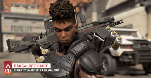 5 Tips to Improve as Bangalore in Apex Legends