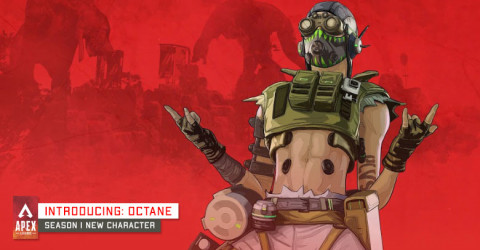 How to play Octane new character in Apex Legends ?