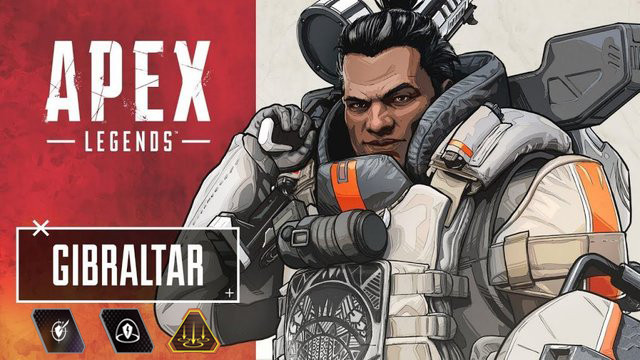 Gibraltar | Apex Legends - zilliongamer