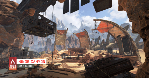 Kings Canyon Map Guide in Apex Legends