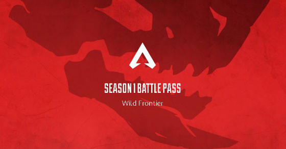 Season 1 Battle Pass in Apex Legends.
