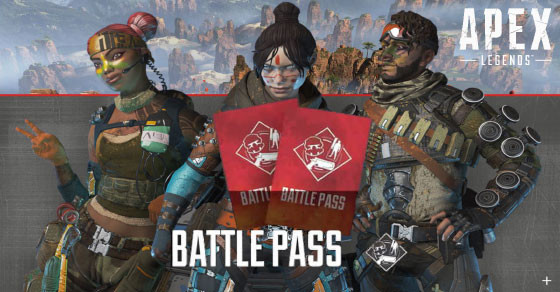 Battle Pass Season 1 | Apex Legends - zilliongamer