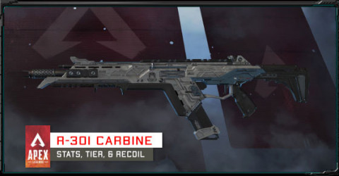 R-301 Carbine Weapon Information & Stats