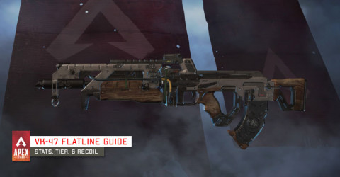 VK-47 Flatline Weapon Information & Stats