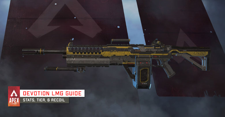 Devotion LMG | Apex Legends - zilliongamer