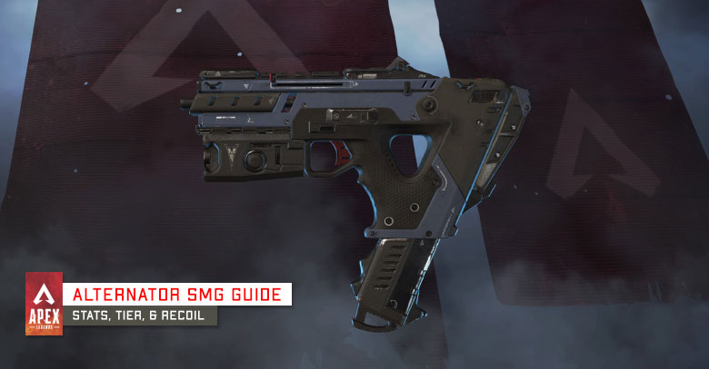 Alternator SMG | Apex Legends - zilliongamer