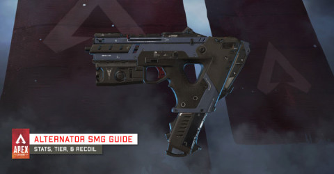Alternator SMG Weapon Information & Stats