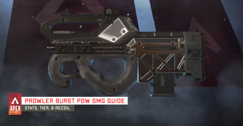 Prowler Burst PDW Weapon Information & Stats