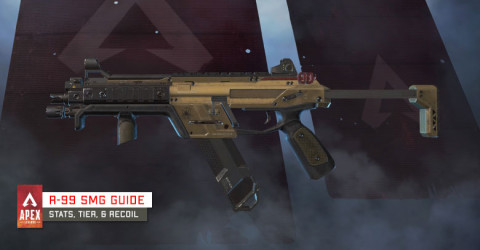 R-99 SMG Weapon Information & Stats