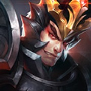 Lu Bu Warrior Hero Arena of Valor